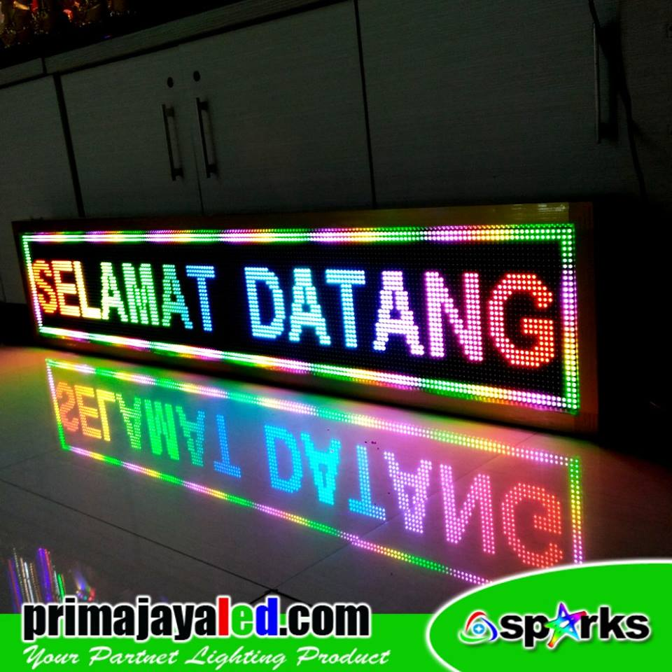 Display LED Full Color 201 x 41