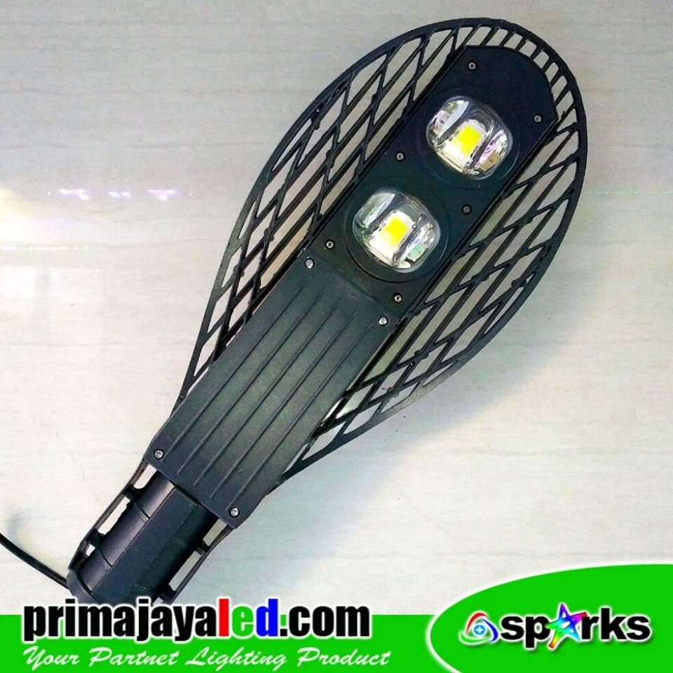 PJU LED 100 Watt Daun