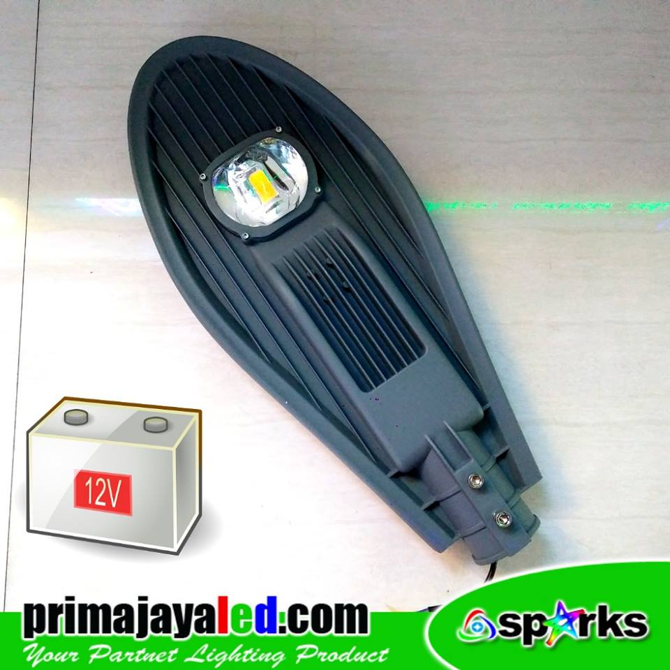 PJU LED Cobra 50 Watt 12 Volt • Prima Jaya LED