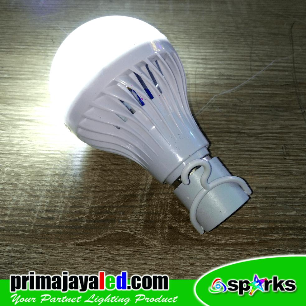 Bohlam Emergency LED 12 Watt O Prima Jaya LED
