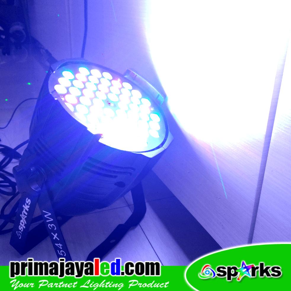 Par LED 54 x 3 Watt RGBW