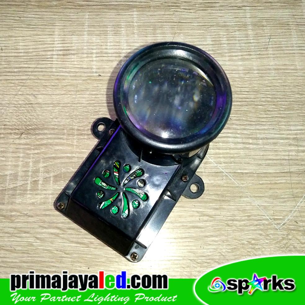 Pin Spot LED 512 DMX
