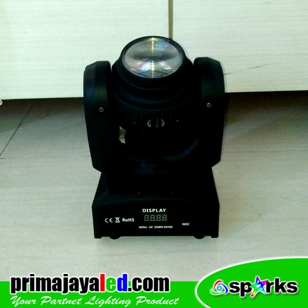 Mini Moving 50 Watt Double Face
