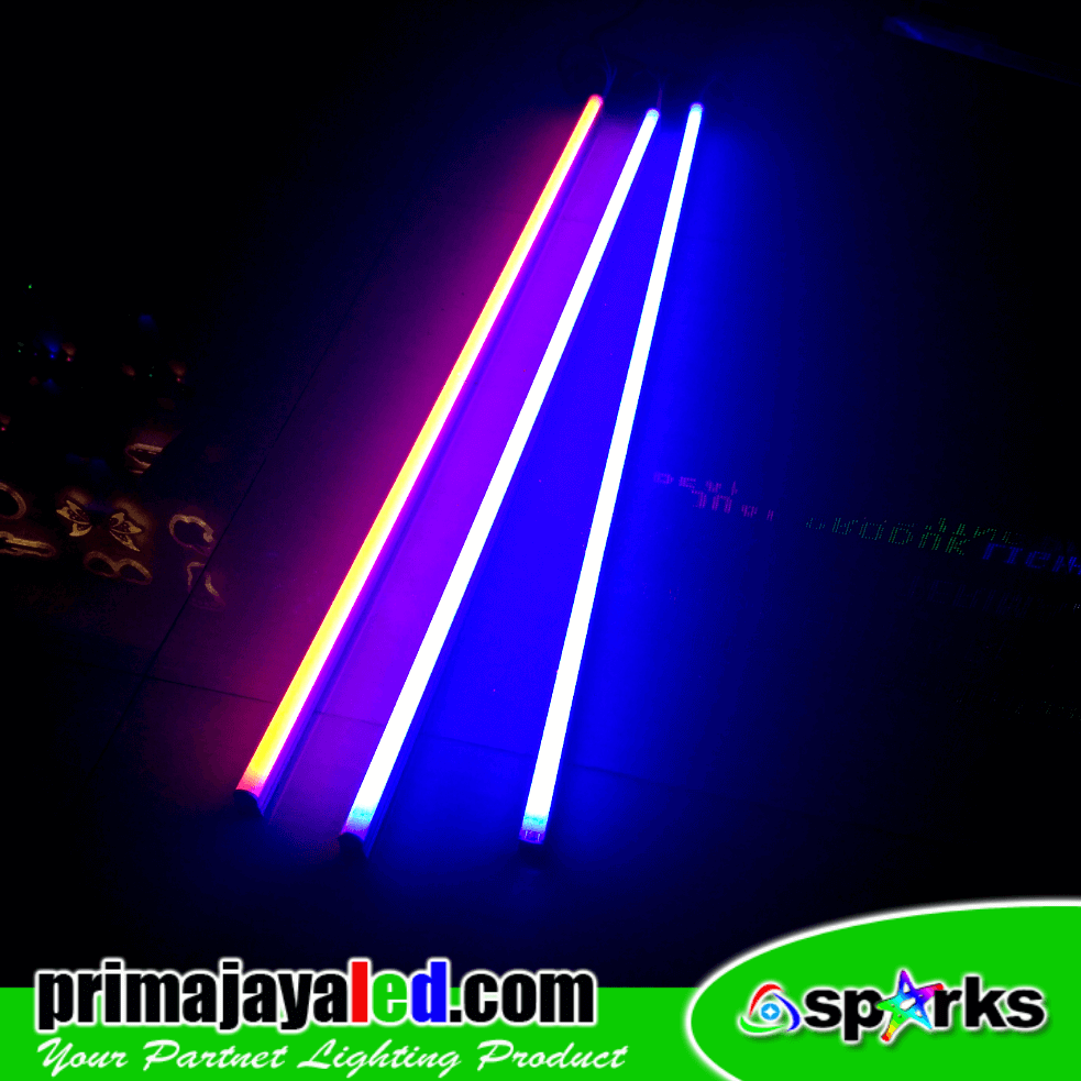 neon tube led t5 aquarium prima jaya led. Black Bedroom Furniture Sets. Home Design Ideas