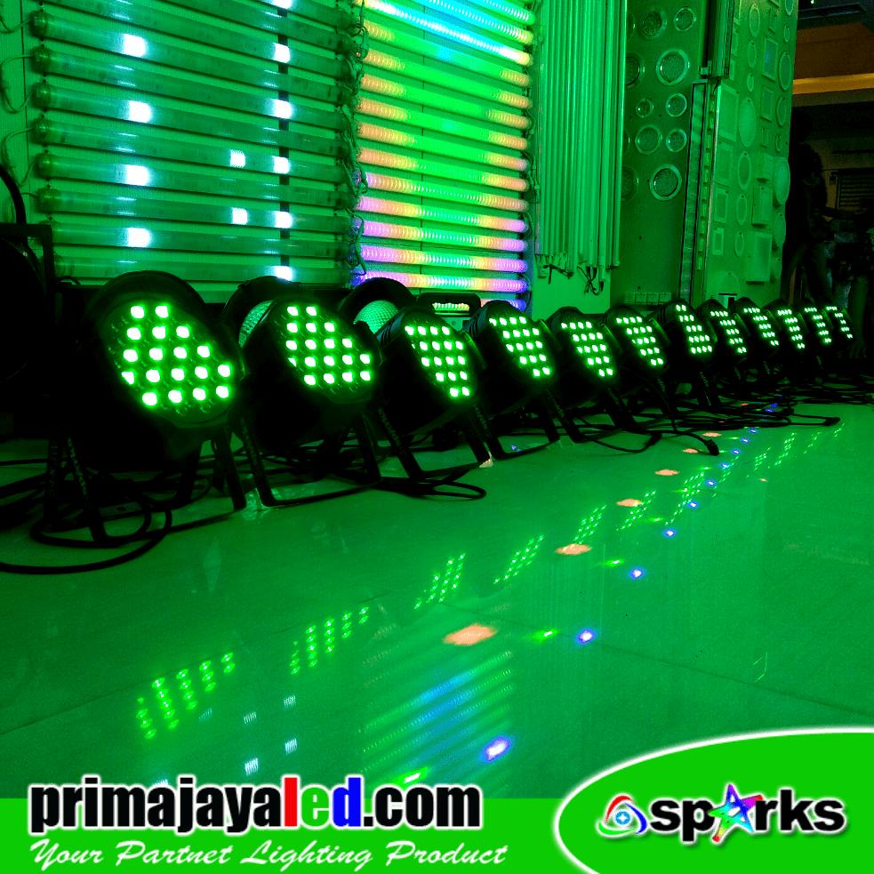 Paket Par LED Mixer