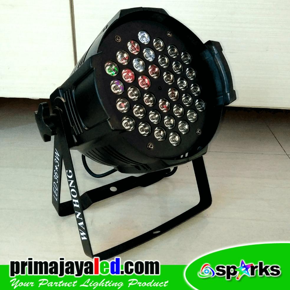 Par 36 LED 3 Watt RGB • Prima Jaya LED