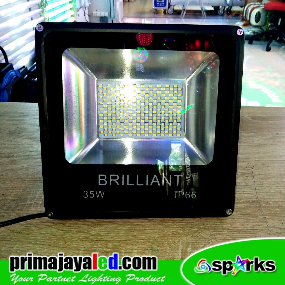 Lampu Tembak LED 35 Watt