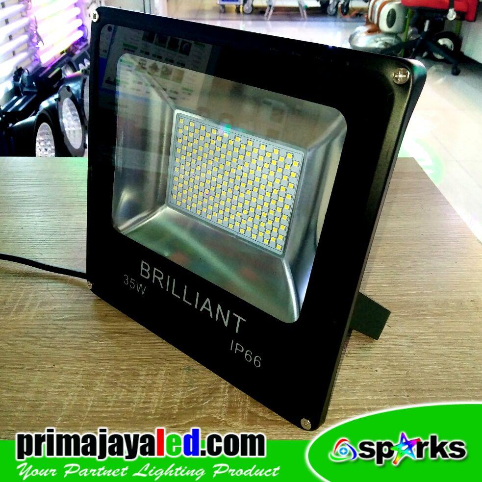 Lampu Tembak Led 35 Watt Prima Jaya Led