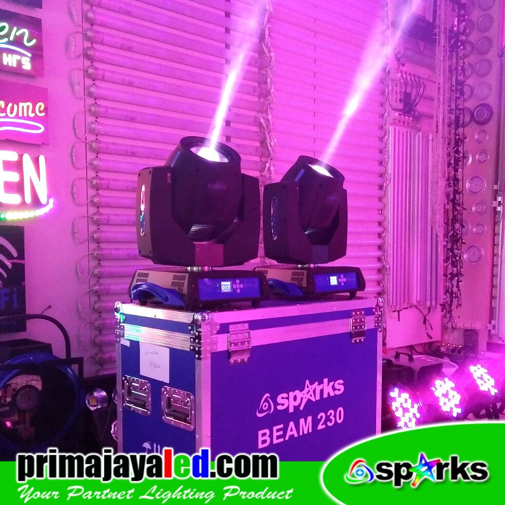 Moving Head Beam 230 Spark