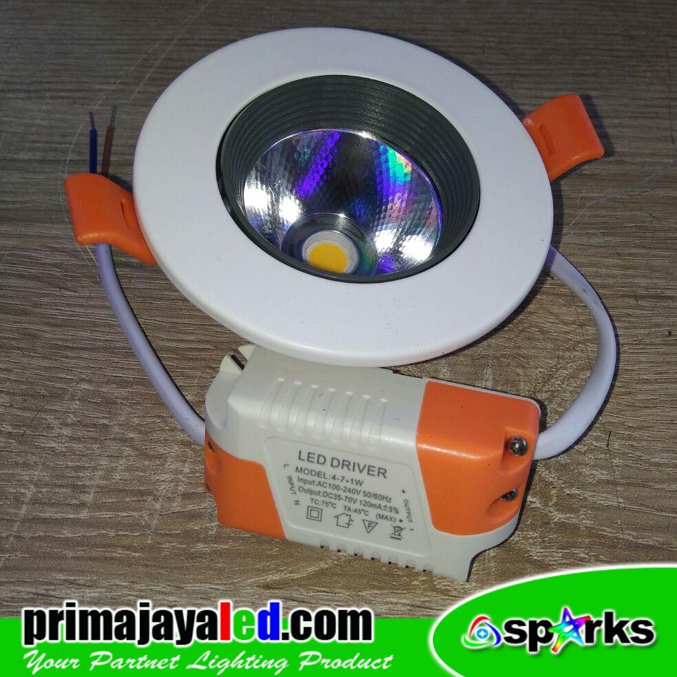 Ceiling LED COB Spotlight 7 Watt