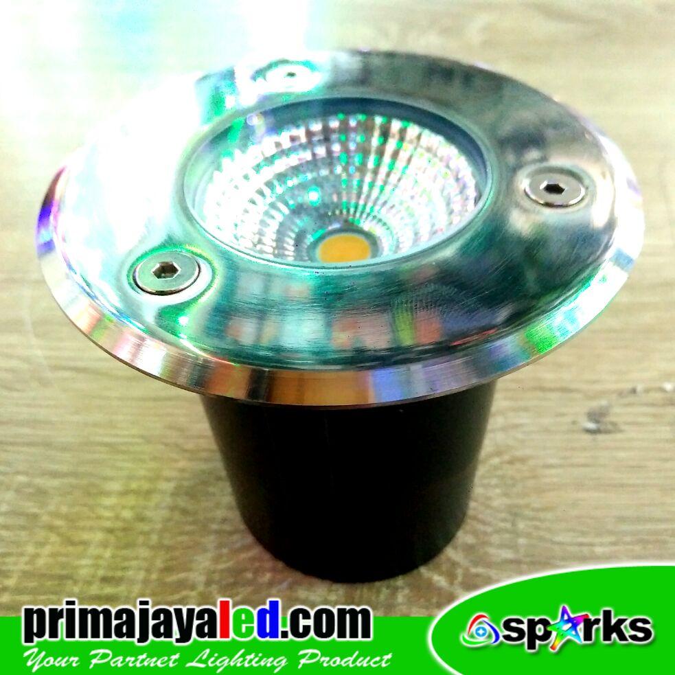 Lampu Lantai LED COB 6 Watt