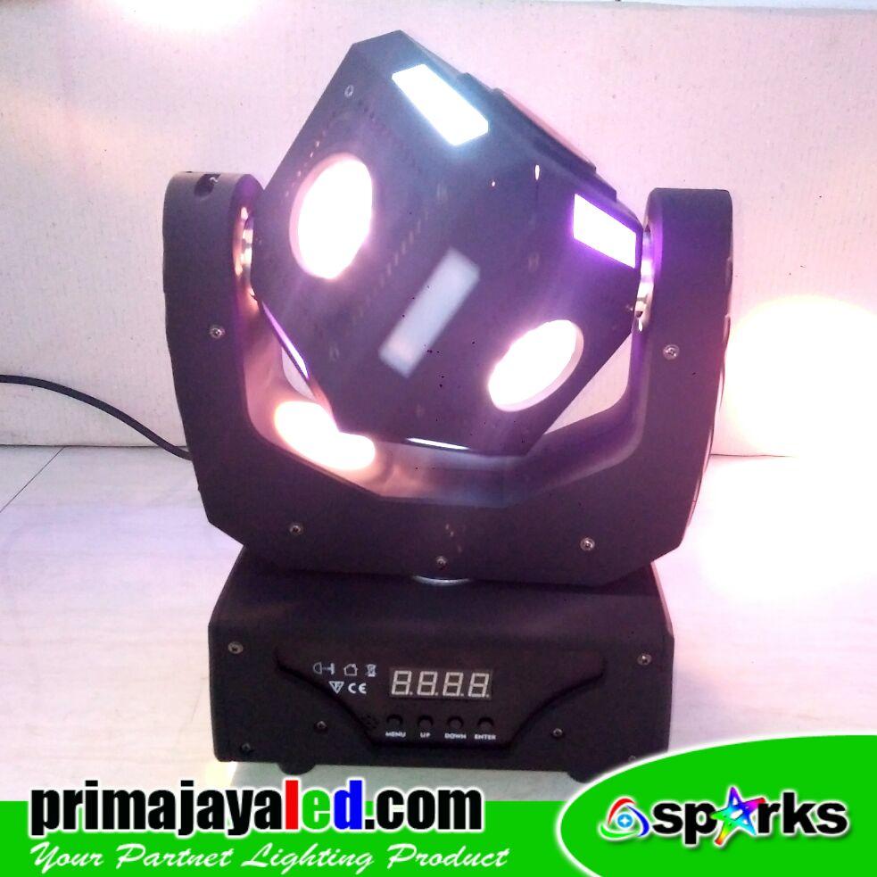 Moving Head LED Rubik 60 Watt
