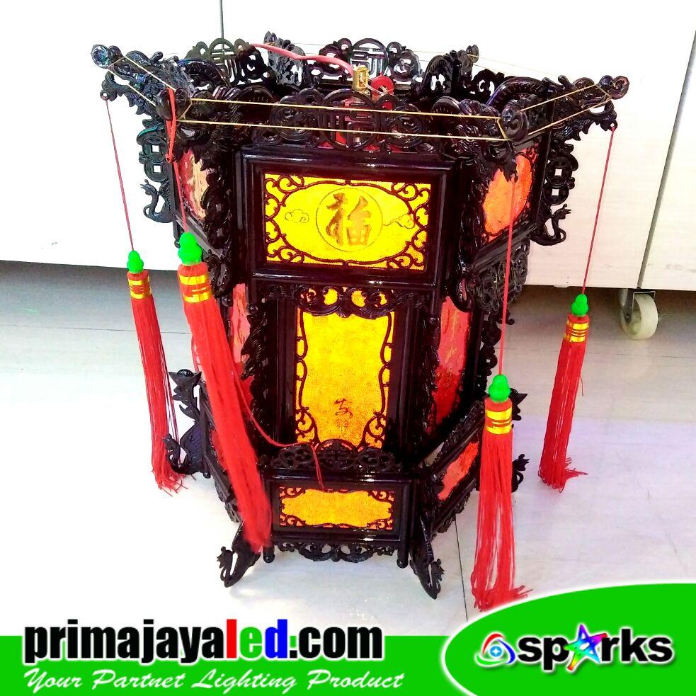 LED Lampion Putar Mewah