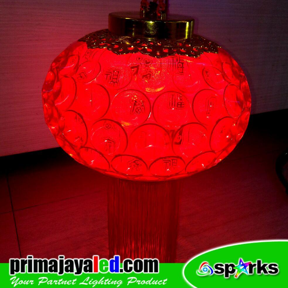 Lampu Lampion LED Gantung
