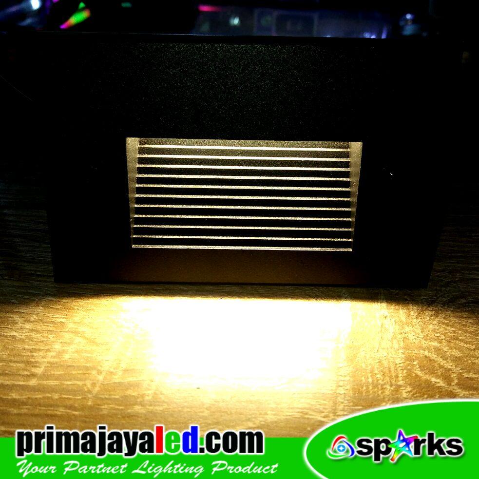 Lampu Tanam tangga LED 3 Watt