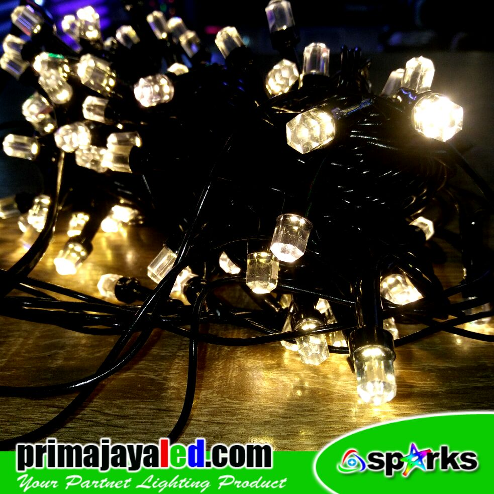 NEW Twinkle LED Natal Warm White