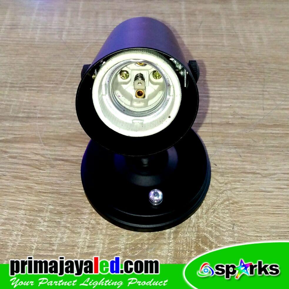 Rumah Lampu LED E27 Spotlight