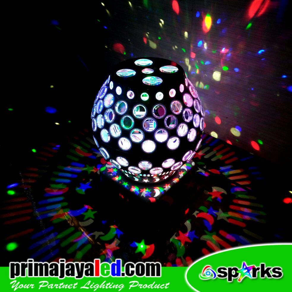 Magic Disco Ball Laser LED