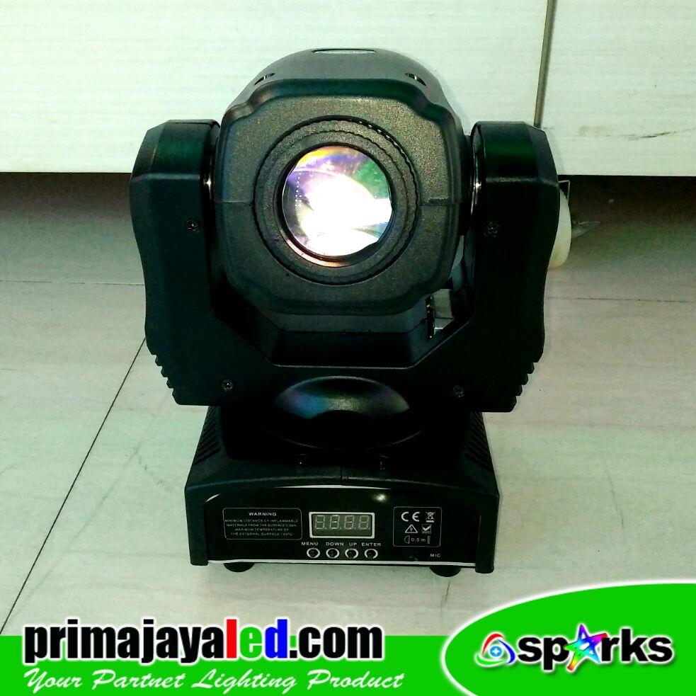 Moving Mini LED Spot 60 Watt