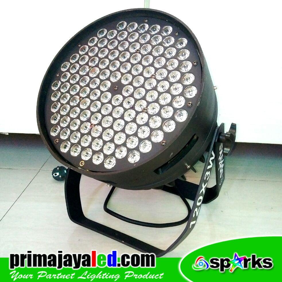 Par Dekorasi 120 LED RGBW