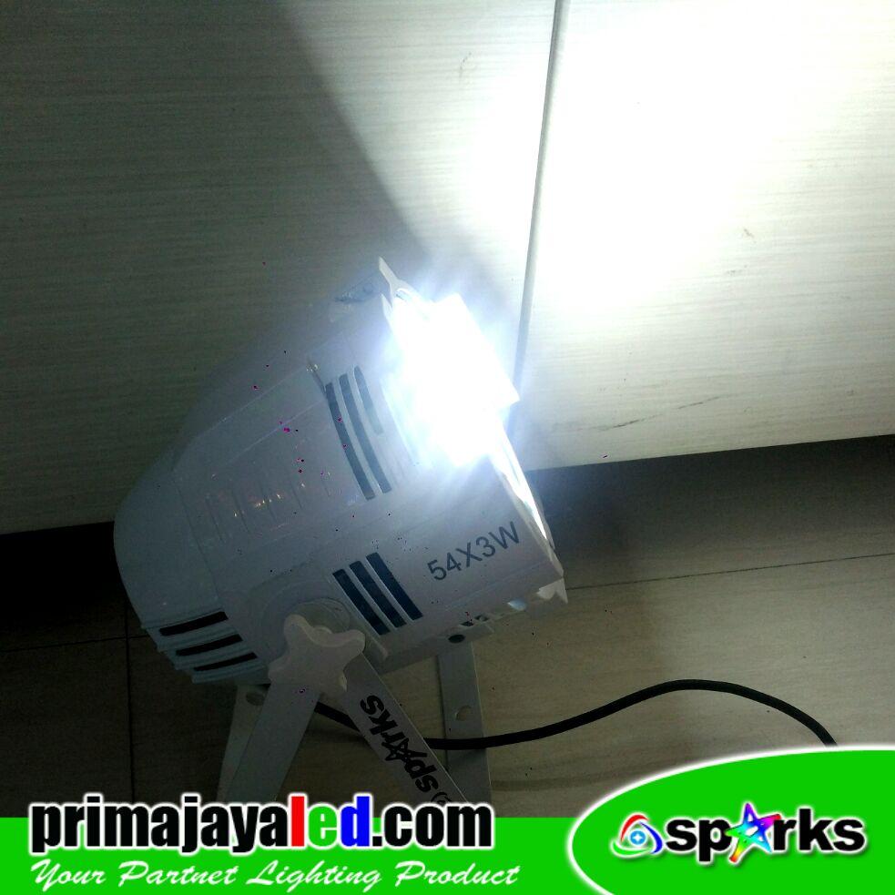 Par LED 54 Cahaya Putih