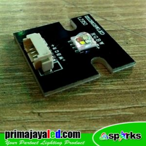 Chip Moving LED 1W 4in1 RGBW