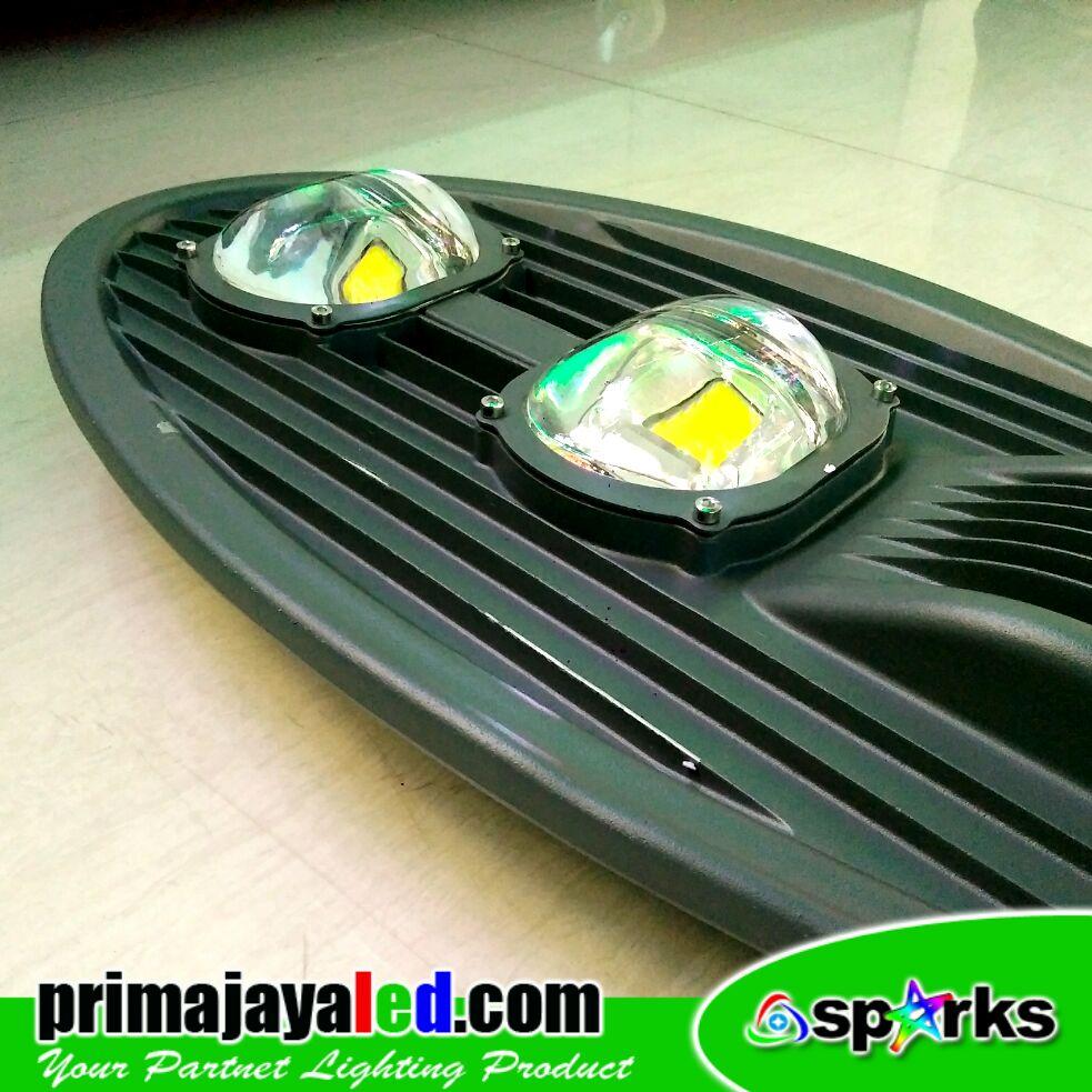 Lampu Penerangan Jalan LED 100 Watt