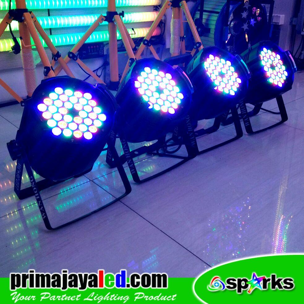 Paket Stage Par 36 LED