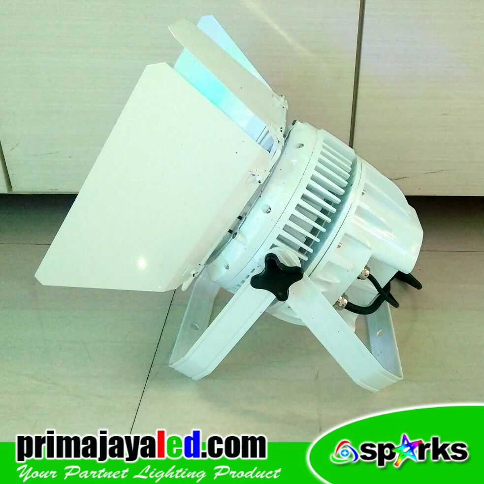 Freshnel LED 54 Outdoor Body Putih
