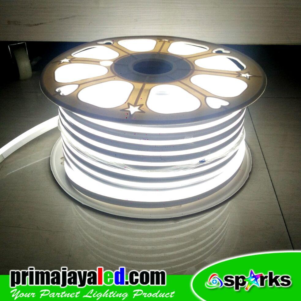 Small Mozaik LED AC 220V Putih