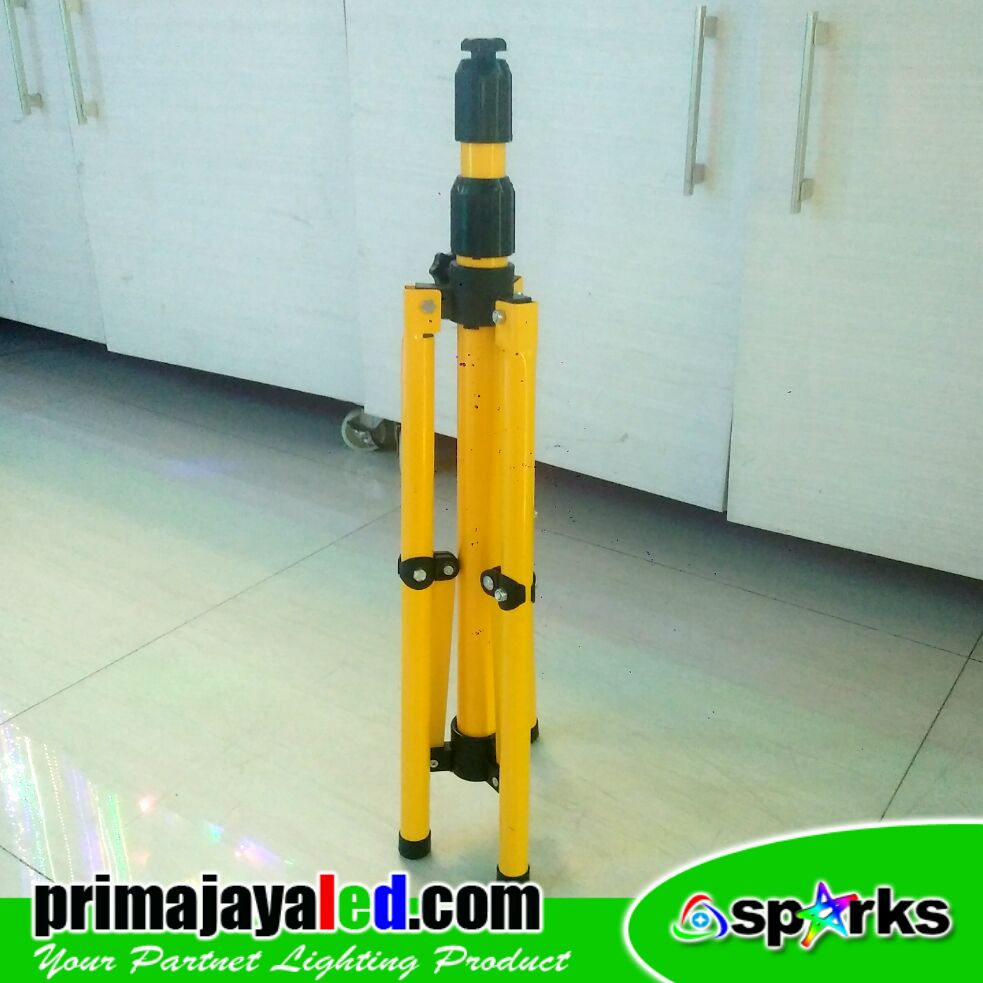Yellow Standing Tripod