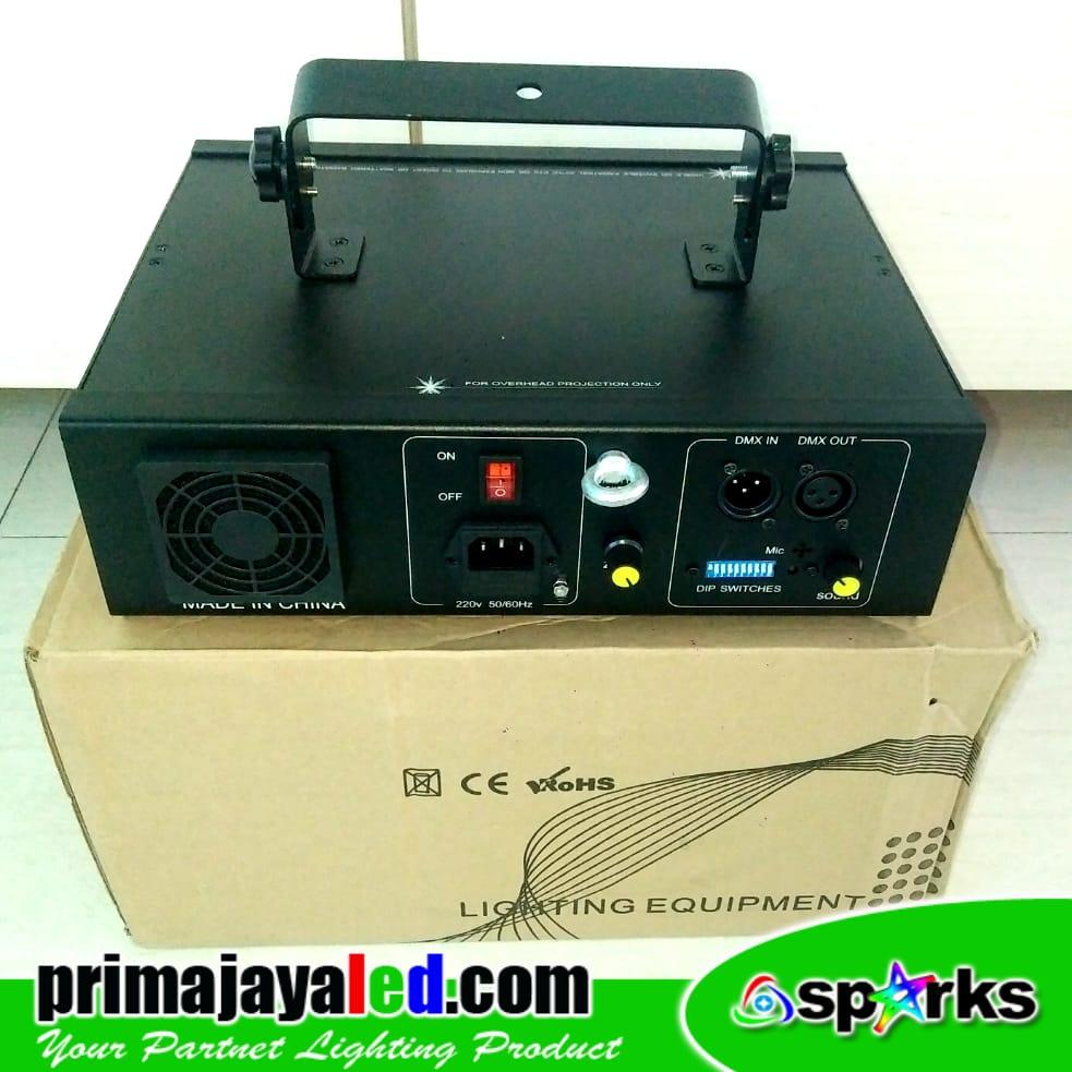 Laser Show RGB OYA 1000 Full Color