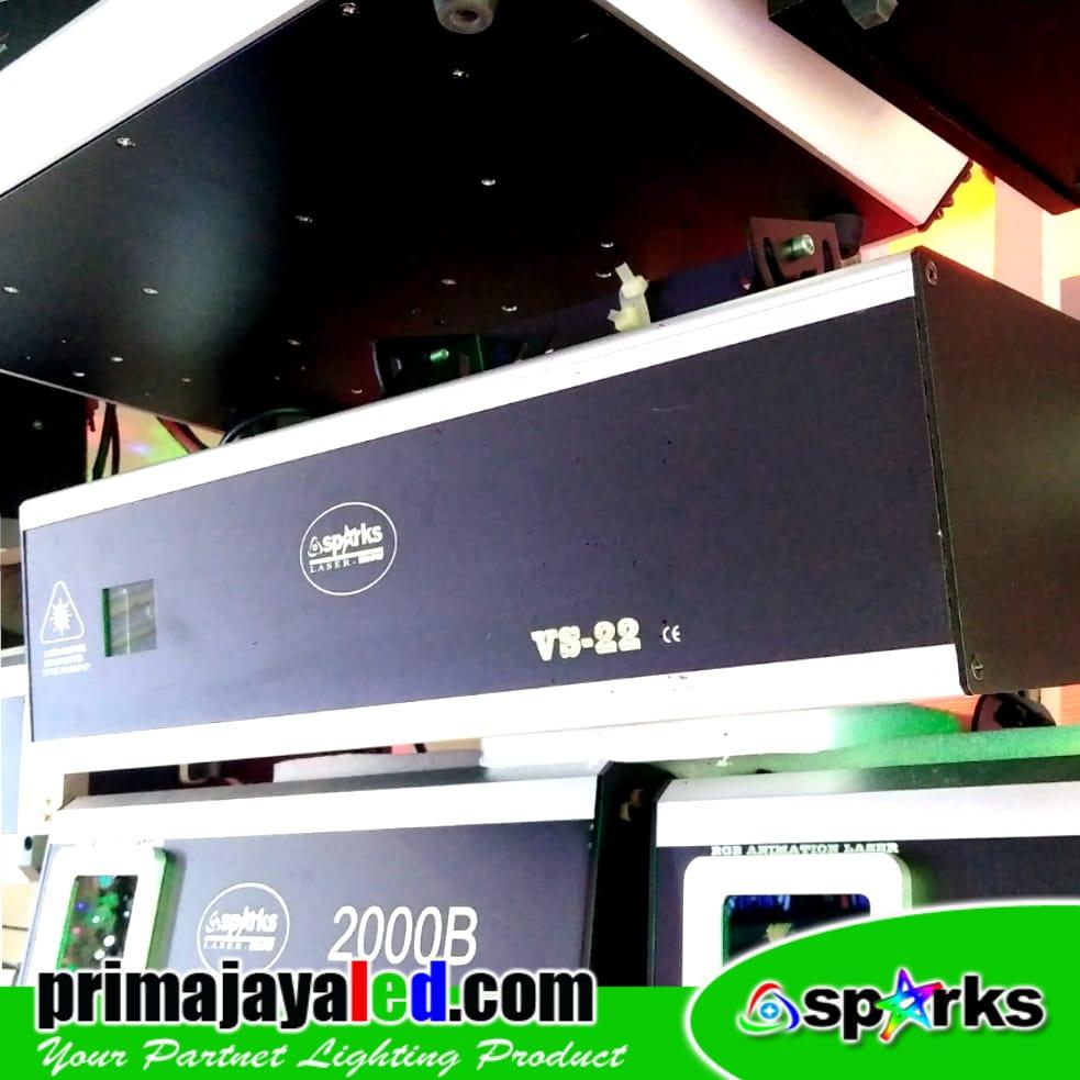 Laser Solo Spark 2000 RGB