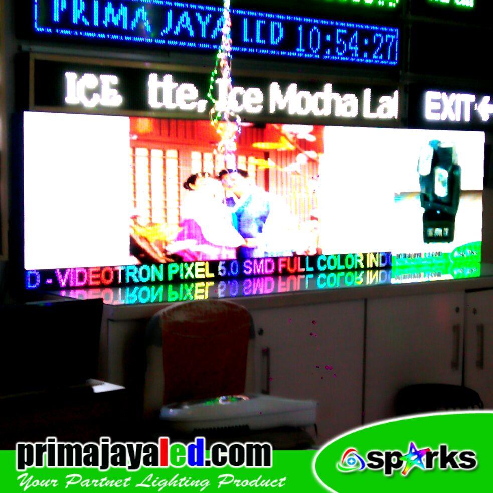 Videotron P5 Indoor 64 x 256 cm