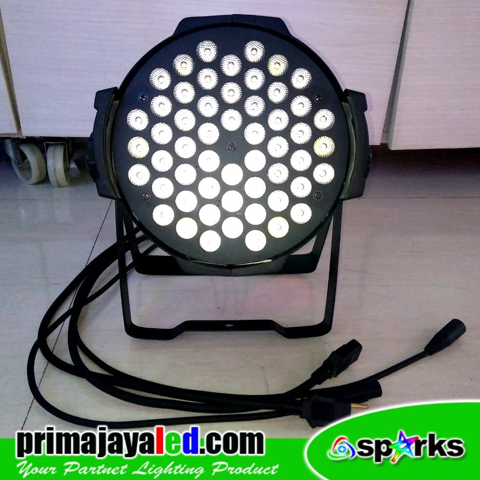 Lampu Sorot Panggung PAR LED 54 RGBW