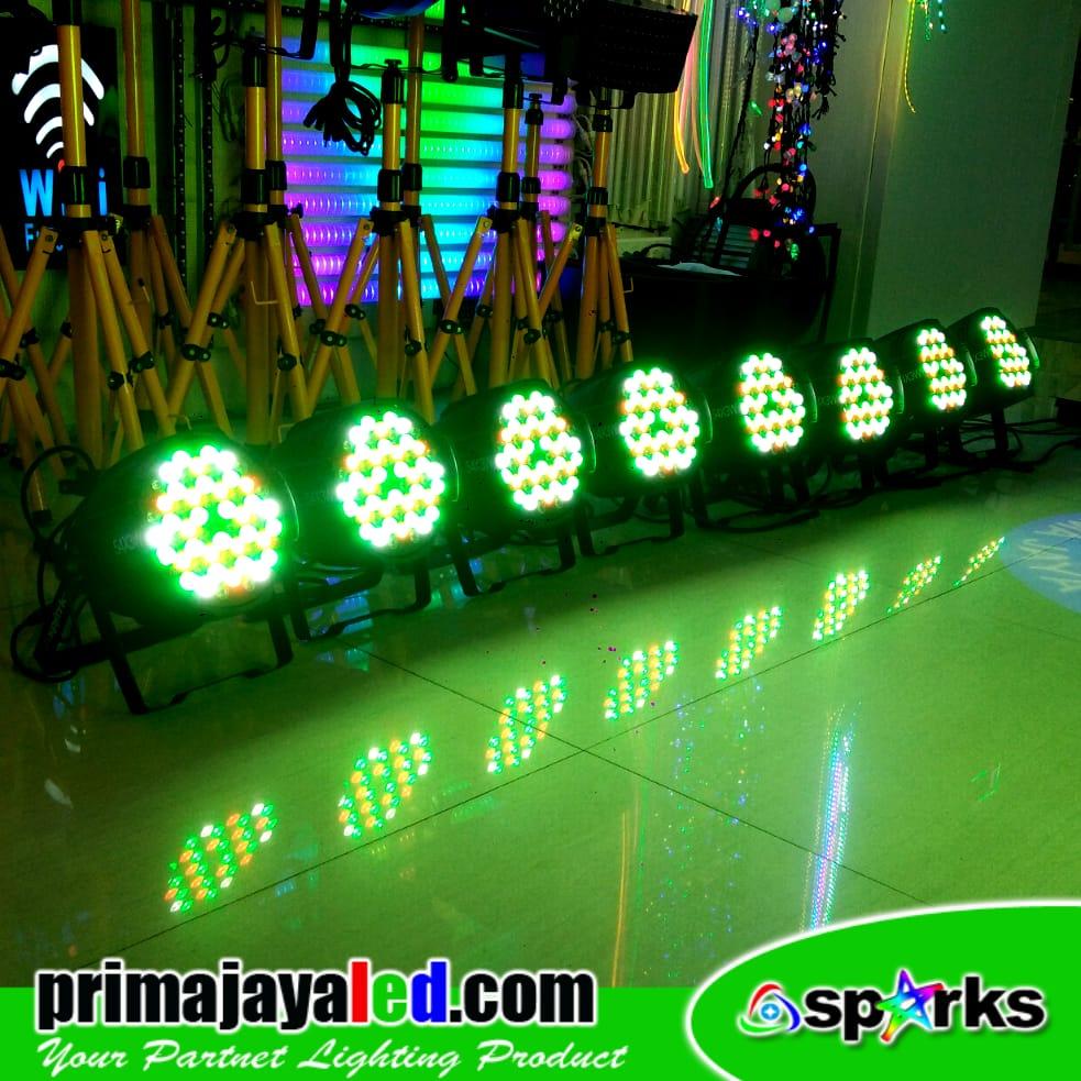 Paket Par LED 54 Stage 8 Set