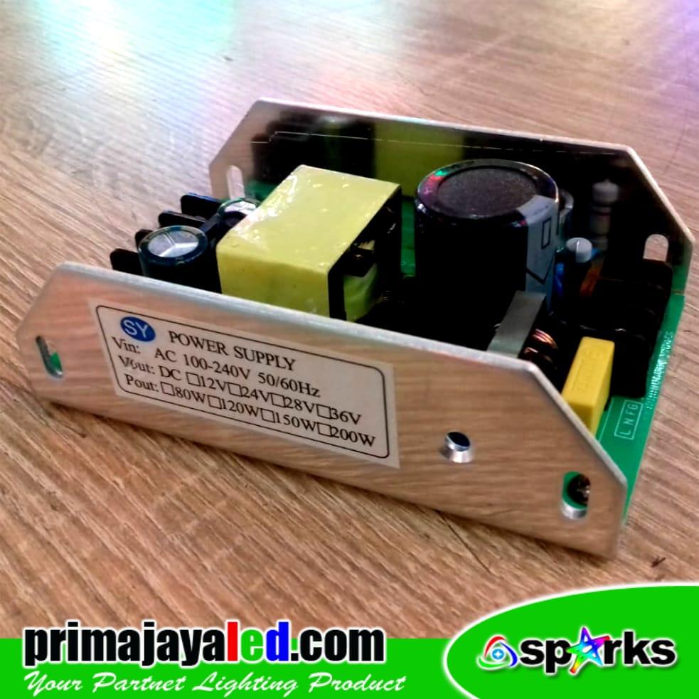 Power Supply Par LED 54 x 3 Watt