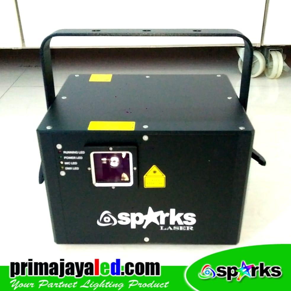 Spark Kolo Laser 1 Watt RGB Full Color