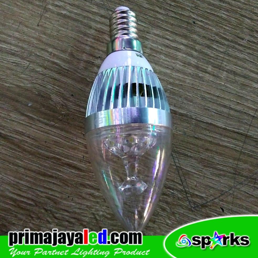 Candle Light E14 Bulp 3 Watt
