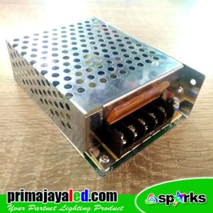 DC Power Supply 12V 5 Amper Body Kecil