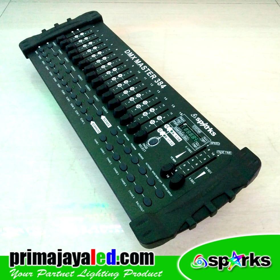 DMX 512 Mixer 384 Spark
