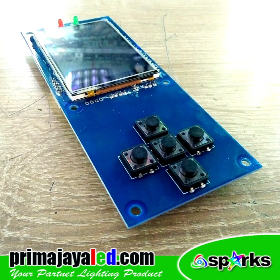 Display Beam 230 Touchscreen Analog