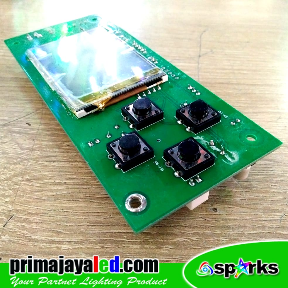 Spare Part Beam 230 Display Analog