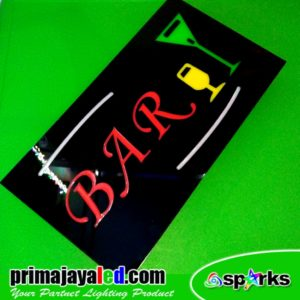 LED Lampu Sign Bar
