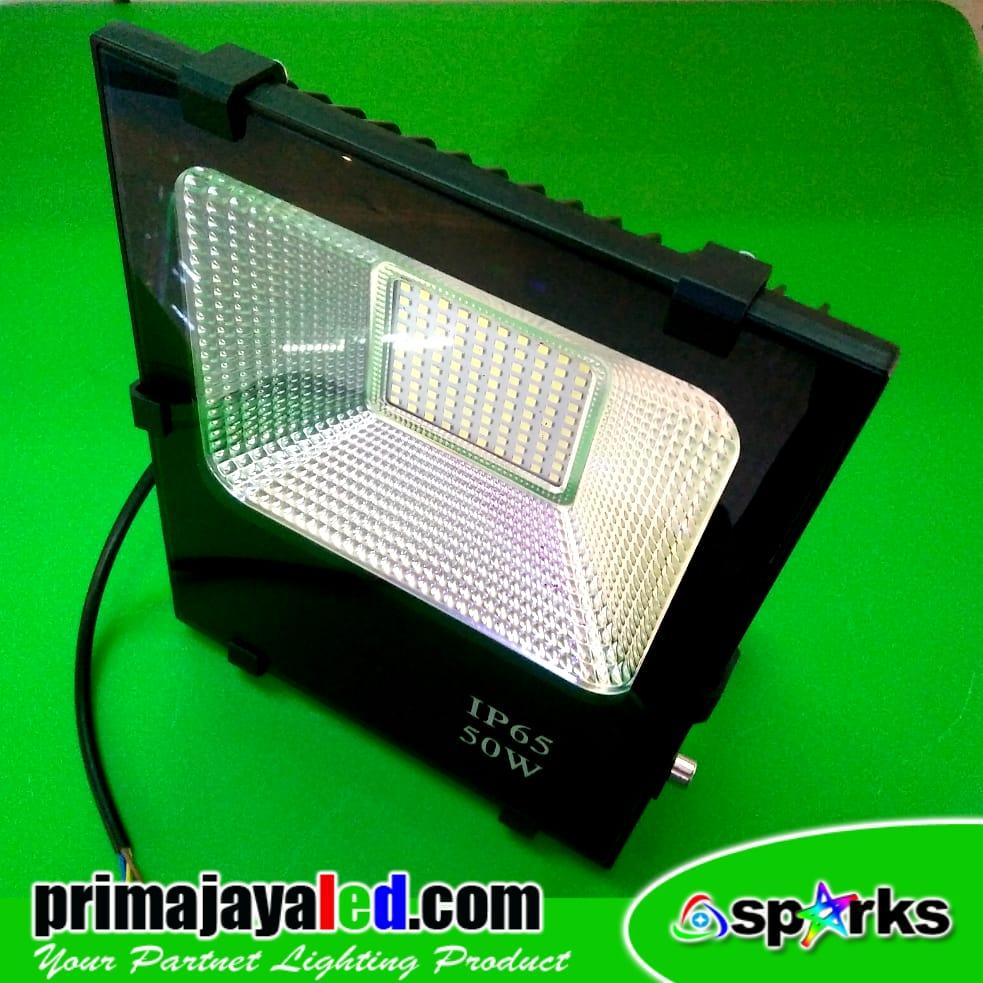 Lampu Tembak LED 50W Floodlight
