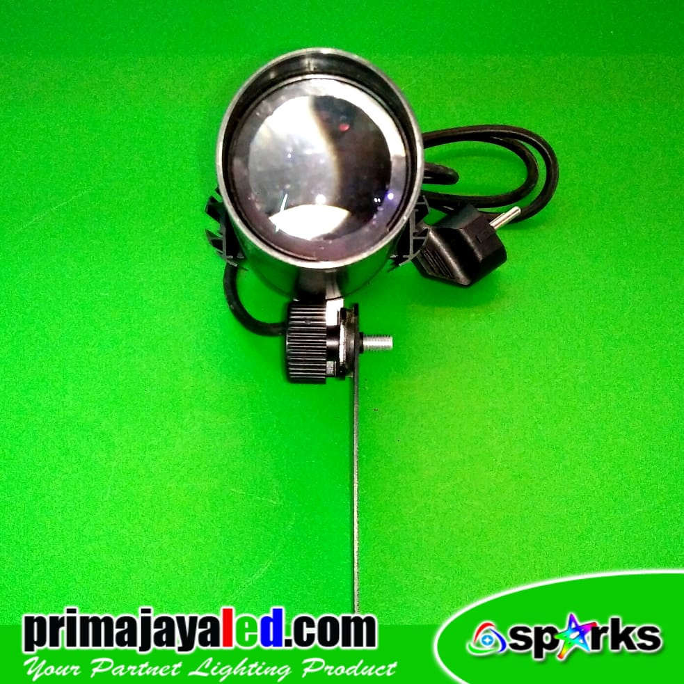 Pin Spot Light 3W Warm White