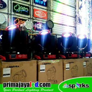 Moving Head Beam 230 Set 4