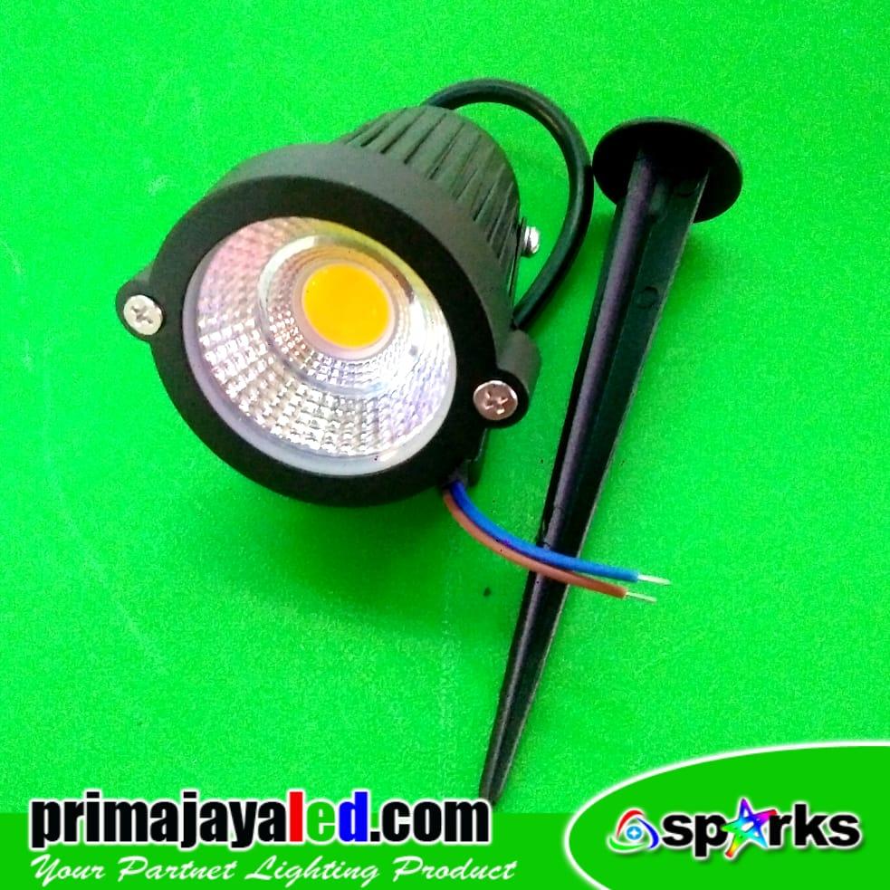 Lampu Taman COB LED 5 Watt • Prima Jaya LED
