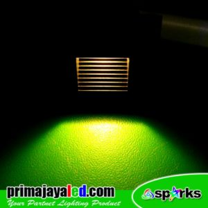 Lampu Step Tangga Mini LED 3W