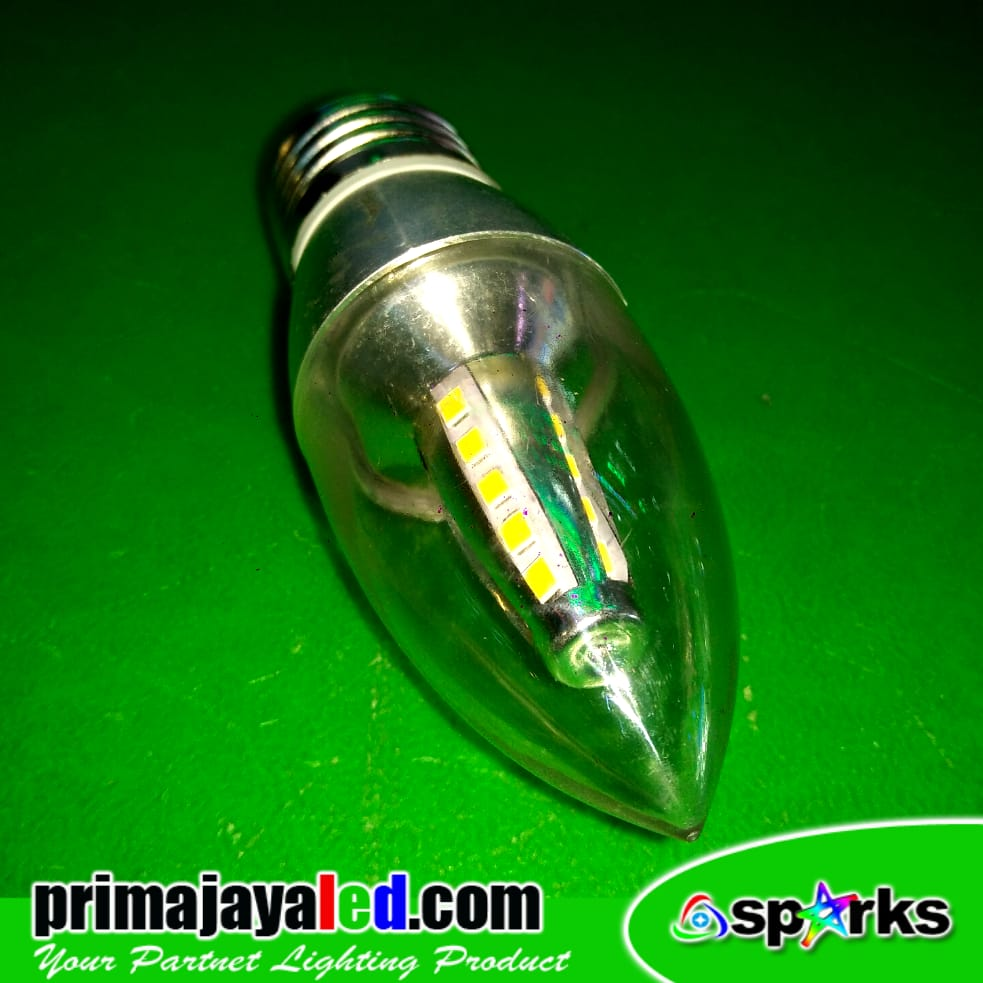 Candle LED E27 5 Watt